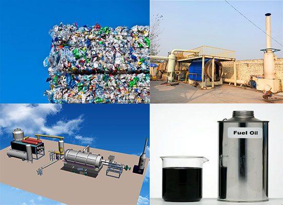 waste plastics into fuel Today's versatile plastics-to-fuel technologies can convert non-recycled used plastics into a range of useful outputs, such as oil, fuels, and other petroleum-based products, to help power communities and other key.